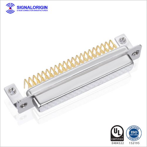 62 pin female d sub standard connectors