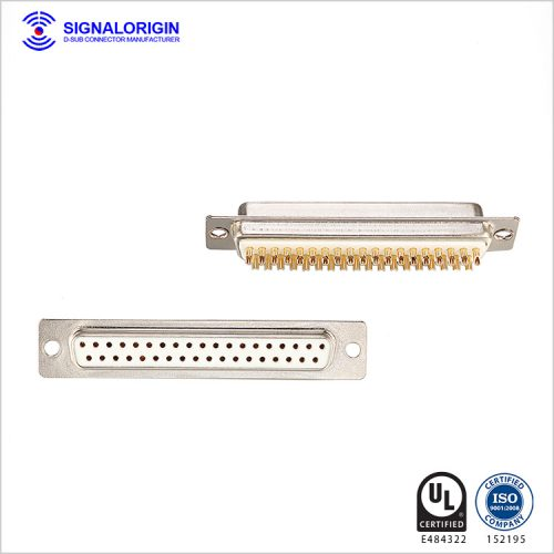 37 pin d type connector manufacturer