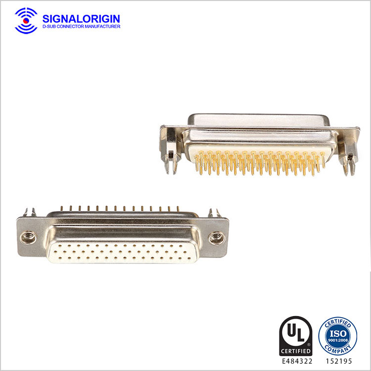 44 pin female standard d sub connectors