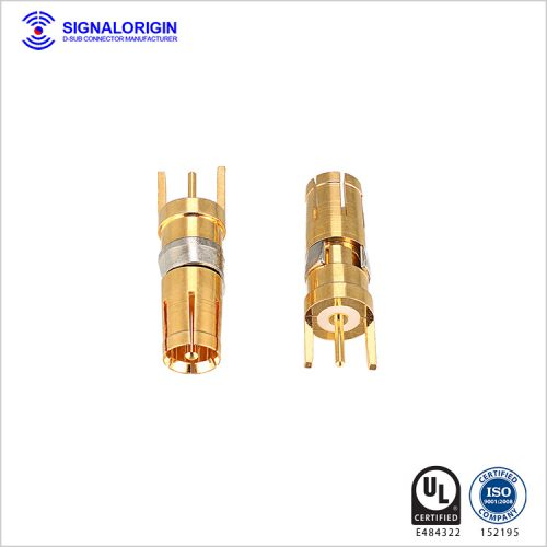 Power and signal coax d sub terminal manufacturer