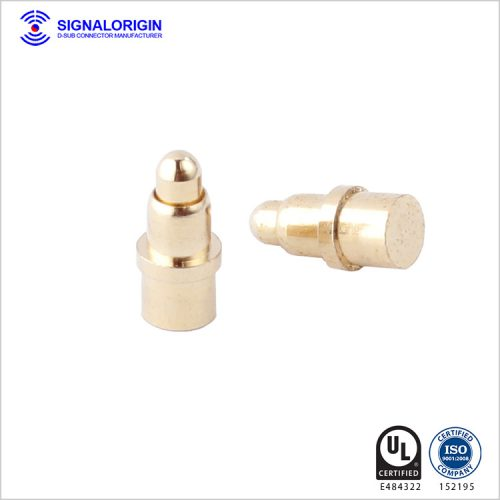 high curren smt smd spring loaded pogo pins manufacturer