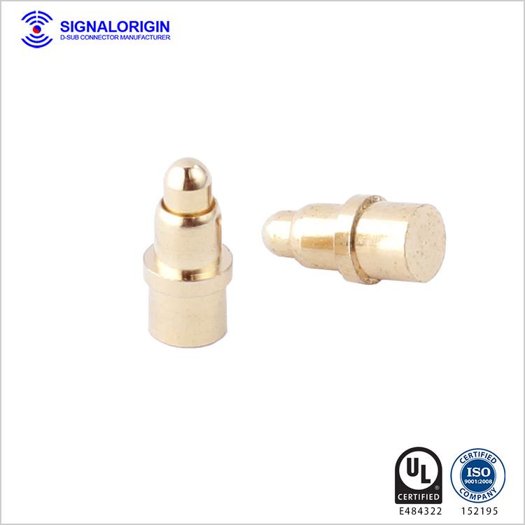 high curren smt smd spring loaded pogo pins manufacturer