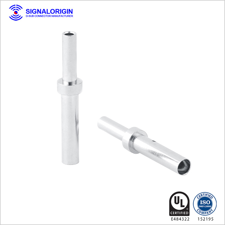 High power d-sub contacts manufacturer