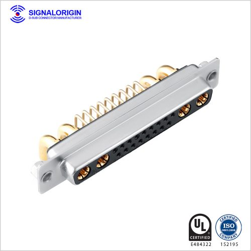 21w4 custom high power d-sub connector manufacturer