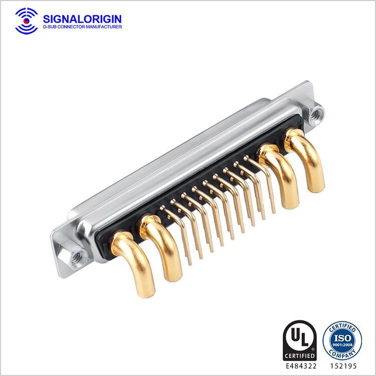 21w4 custom high power d-sub connector manufacturer