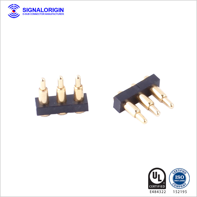 spring loaded pin connector manufacturer