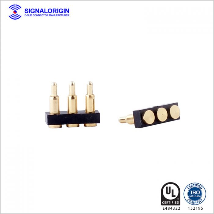 electrical spring loaded pin connector manufacturer