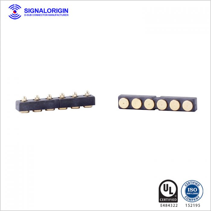 surface mount spring loaded connector manufacturer