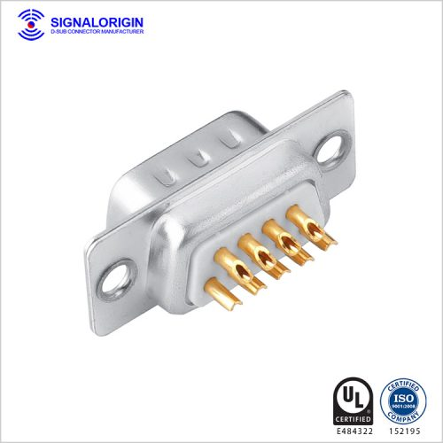 male and female 9 pin d type connector manufacturer