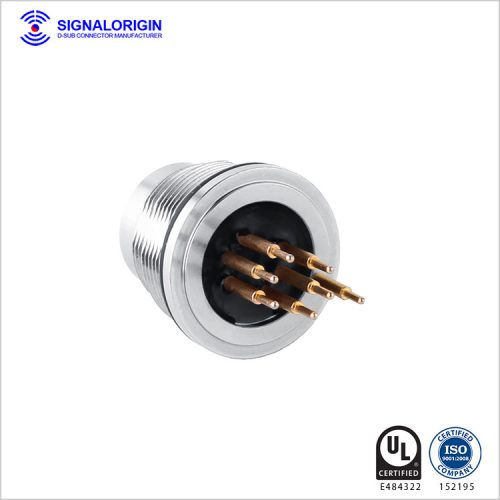 6 pin male power circular connector manufacturers