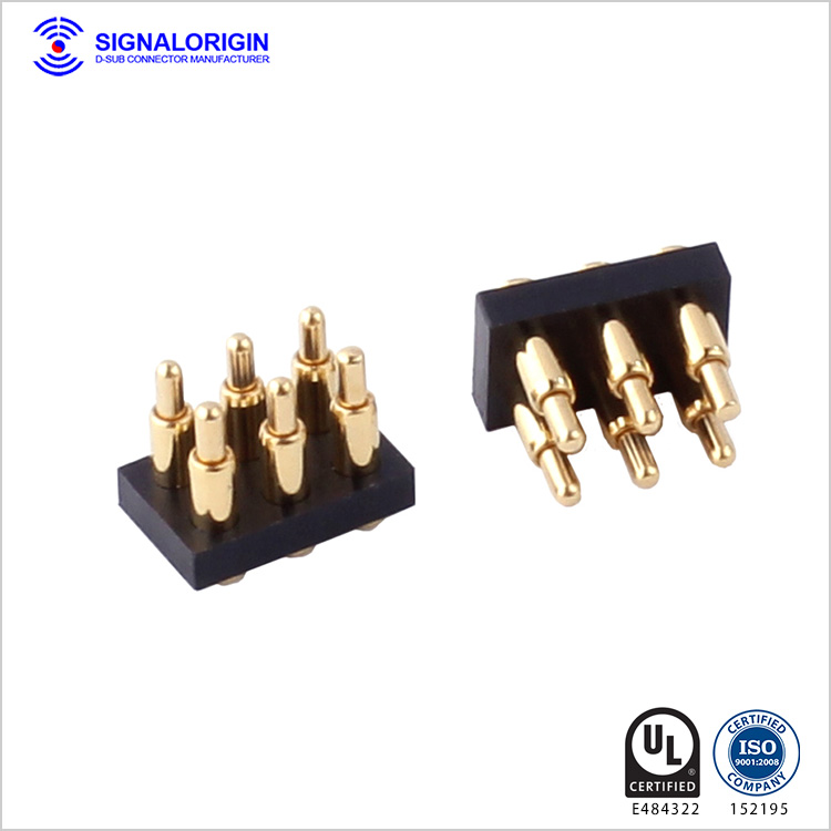 Spring loaded electrical connectors manufacturer | Pogo pin wholesale