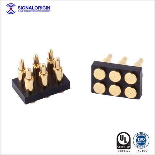 spring loaded electrical connectors manufacturer