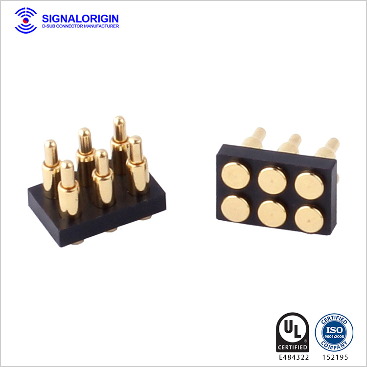 spring loaded electrical connectors manufacturer