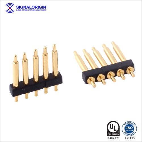 through hole pogo pin connector manufacturers