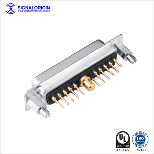21w1 mixed contact d-sub connector manufacturers