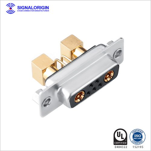 7w2 coaxial rf d-sub female connector manufacturer