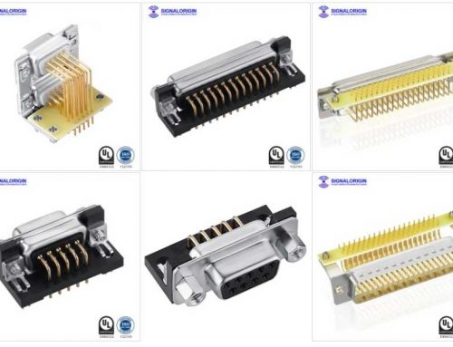 PCB d-sub connectors manufacturer in China