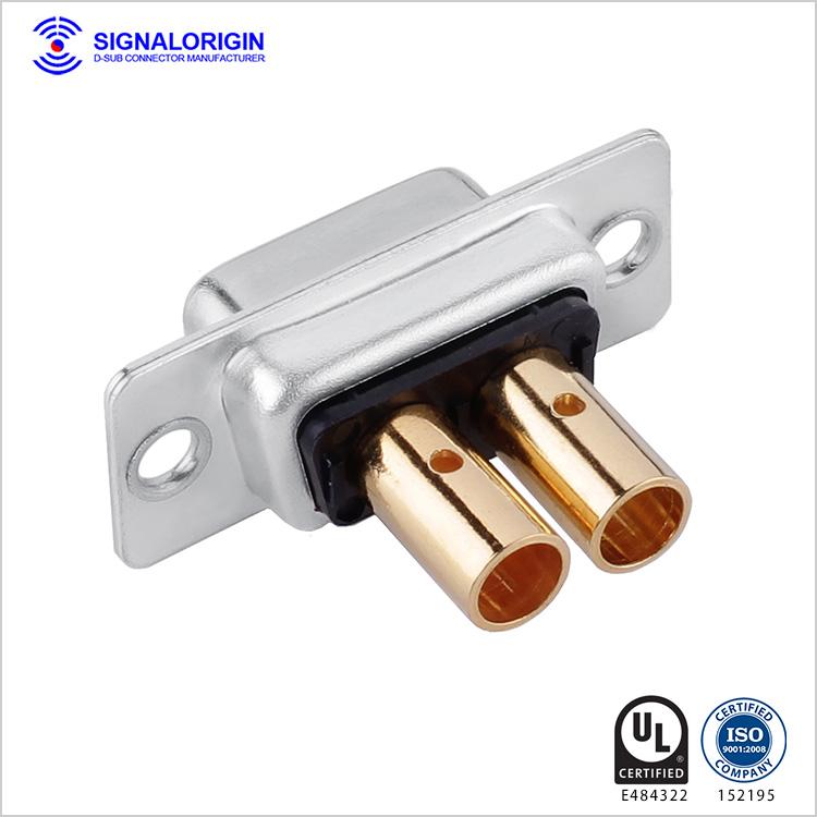 2W2 D-sub crimp connector manufacturer